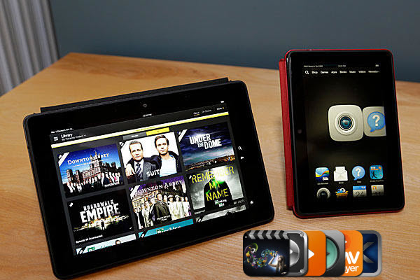 how to use kindle fire hdx